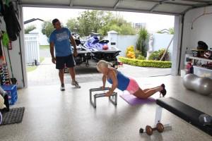 David Jet Ski Fitness